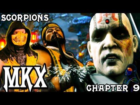 Scorpion & Sub-Zero Play - Mortal Kombat X Chapter 9 (Scorpion Gameplay) | MKX PARODY!