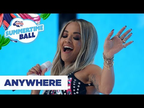 Rita Ora – 'Anywhere'   at Capital's Summertime Ball 2019