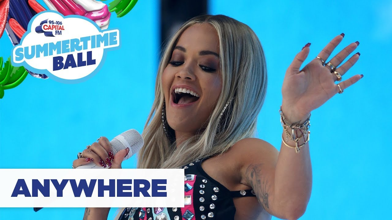 Download Rita Ora – 'Anywhere' | Live at Capital's Summertime Ball 2019