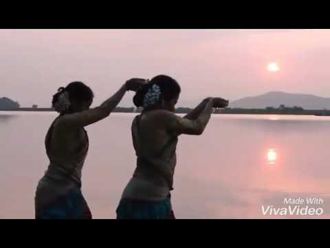 'NAMAMI BRAHMAPUTRA' Papon  Assames_version _ Dance Cover_ Tanvi&Kankana