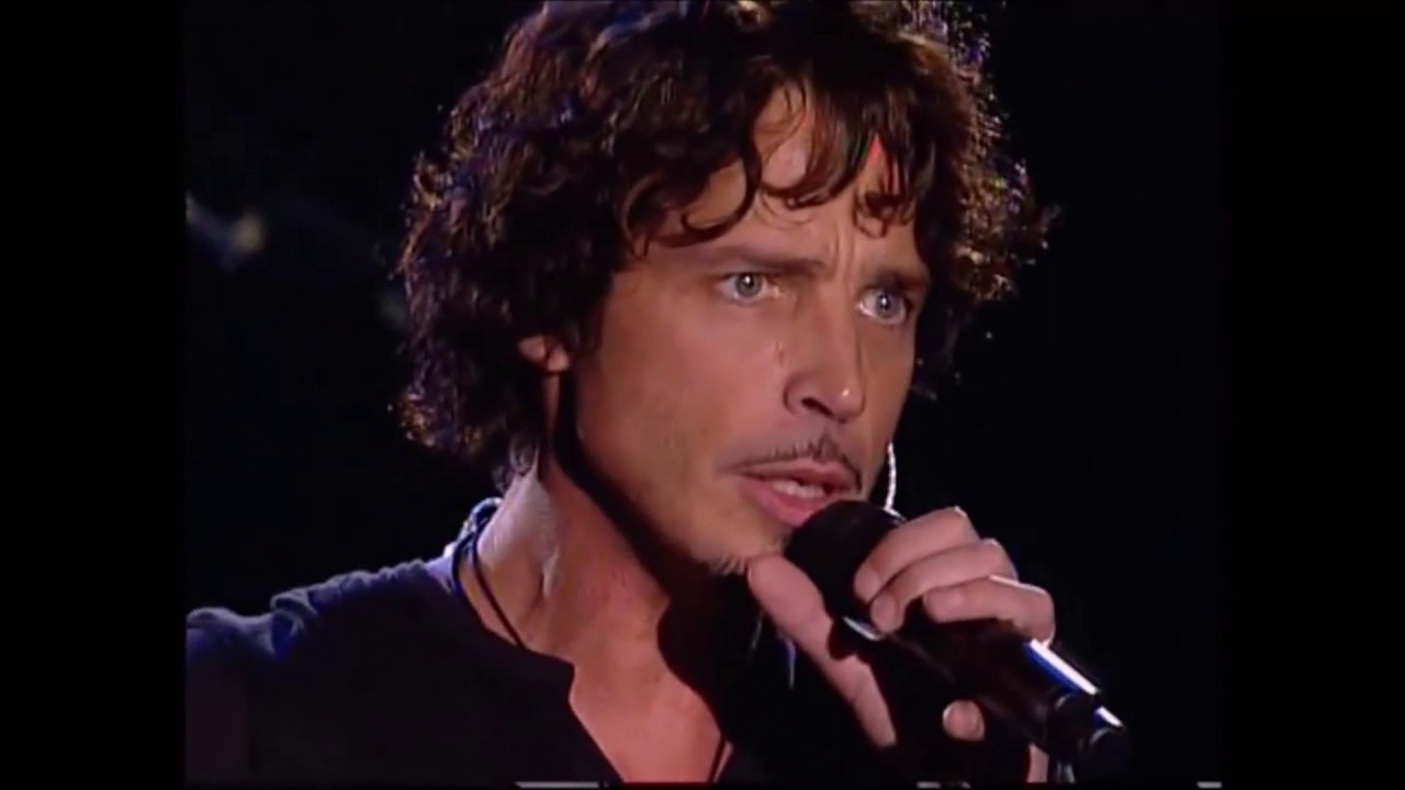 Chris Cornell: Be Yourself (Live)