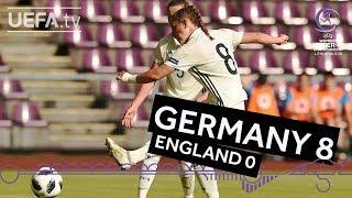 Baixar WU17 highlights: Germany v England