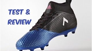 2017 Paul Pogba Football Boots : Adidas ACE 17.3 PRIMEMESH FG - Test & Review