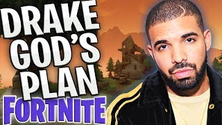 DRAKE - God's Plan (Fortnite Music Video)
