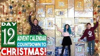 BIGGEST Advent Calendar! Day 12 Christmas Countdown 2018