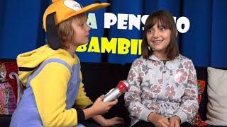 Cos'è l'amore? : COSA PENSANO I BAMBINI  ? #2 - Kids Show - Video divertenti - Canale Nikita