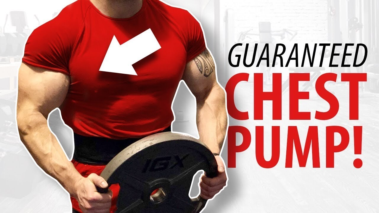 CHEST WORKOUT Guaranteed Chest Pump! YouTube
