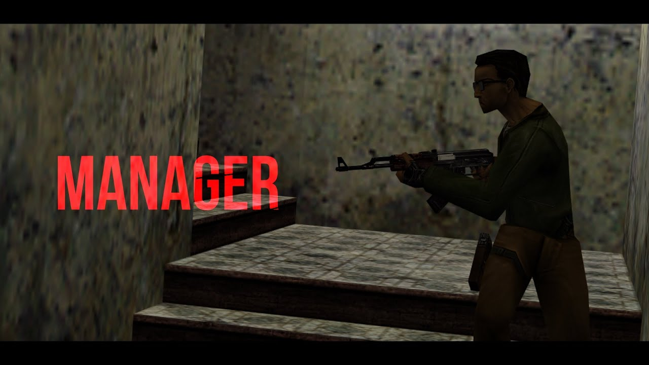 CS 1.6 - manager