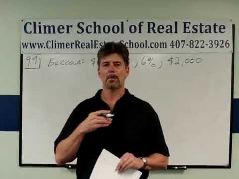 Real Estate college algebra subjects