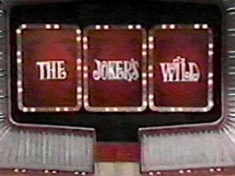 Jokers Wild Game Show