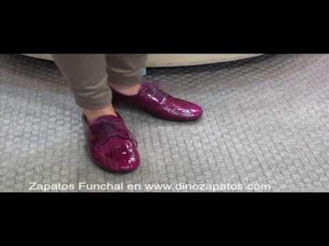 Youtube Funchal Zapatos Zapato Dino Burdeos En zVGLpSqUM