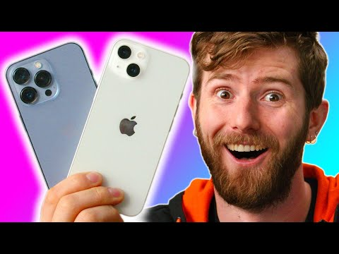 They Are Finally Here! - Apple iPhone 13 and 13 Pro