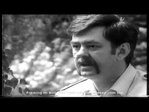 Freising im Bild  - TV Sendung Juni 1986  Mod. Fred Fuggenthaler im Radar Bunker CRC in Haindlfing