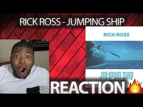 Rick Ross 'Jumping Ship' WSHH Exclusive REACTION!