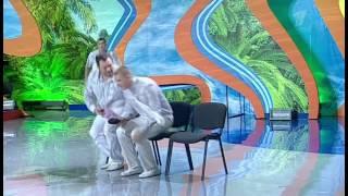 """КВН-2012,Летний Кубок в Сочи,""""БАК"""" - Приветствие"""