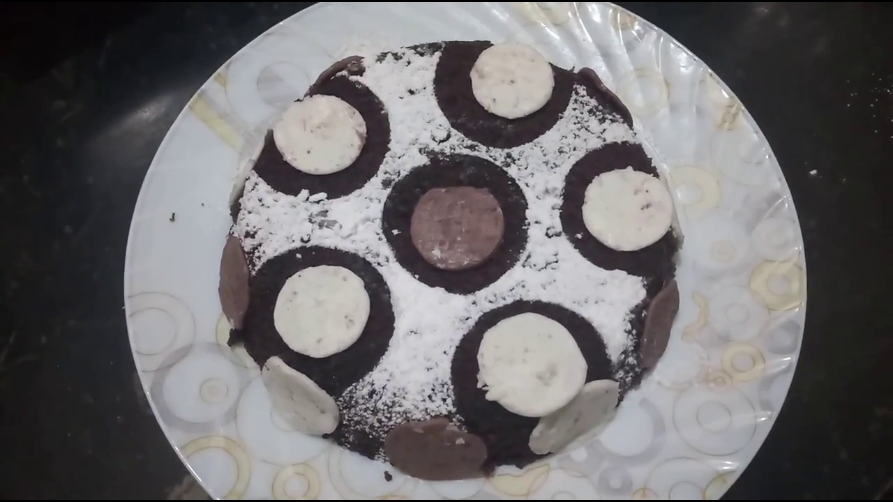 Instant Eggless Cake Recipe