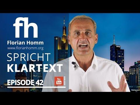 US Schuldengrenze - Wie Sie unbeschadet durch den Crash kommen - Florian Homm spricht Klartext #42