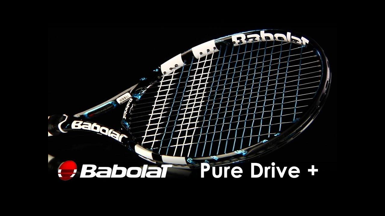 gloednieuw eerste blik veel stijlen Babolat Pure Drive + Racquet Review