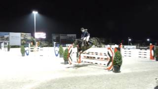Utopia CSI* Bonheiden clearround 8th place