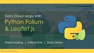 Data Driven Maps With Python Folium & Leaflet.js