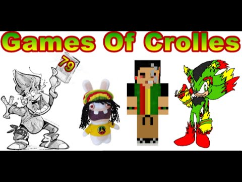 VIDEO GAMES REGGAE STYLE ! Games Of Crolles 79 RADIO GRESIVAUDAN
