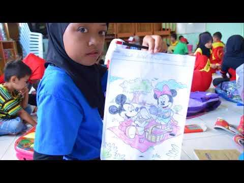 Montaj Program 'Outreach Sandakan' 2017
