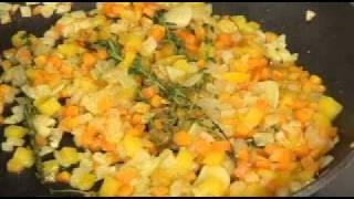 Суп из баранины - видеорецепт