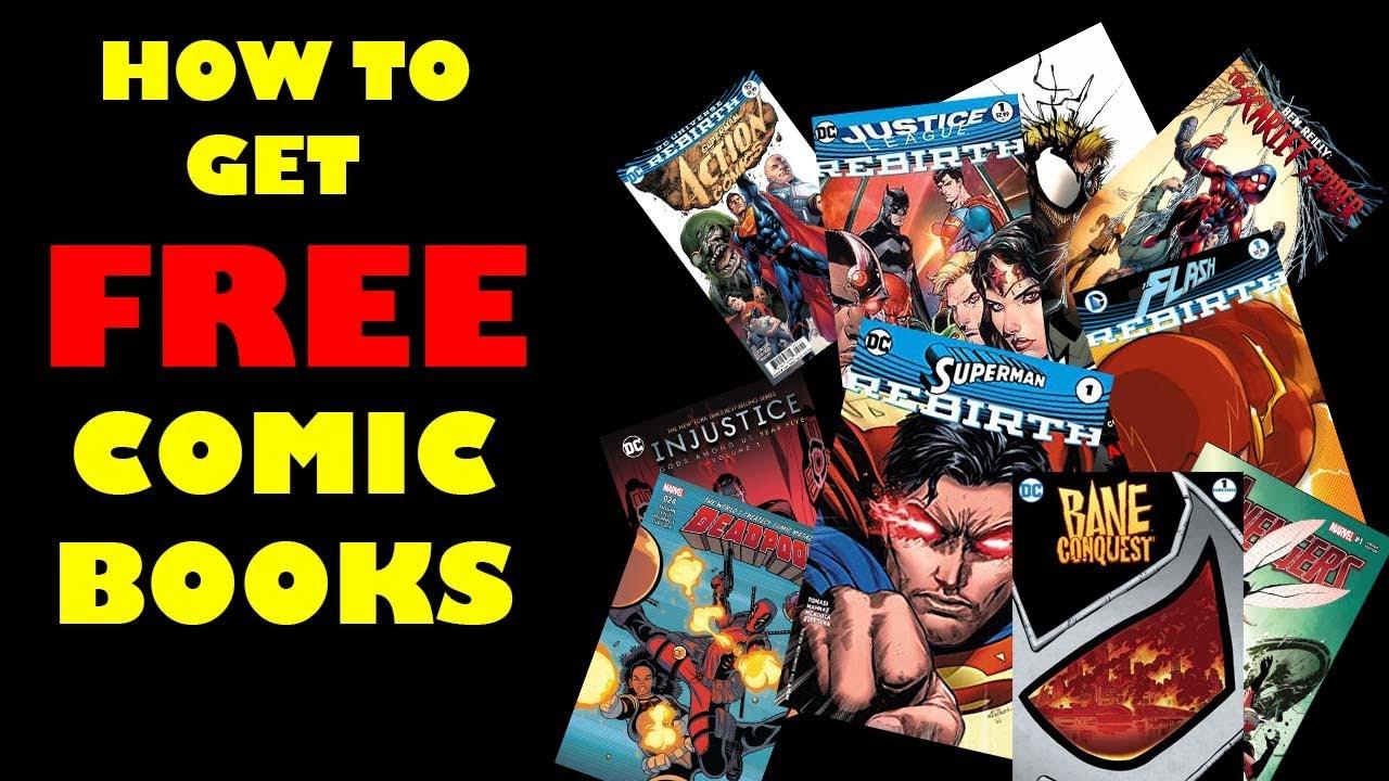 free comic book