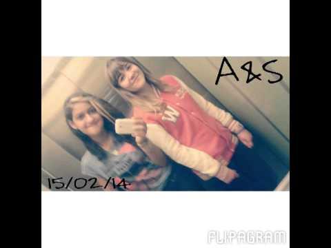 Mejores amigas para siempre♥
