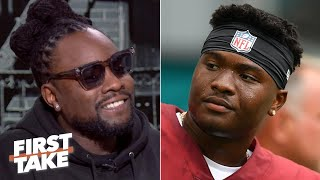 Wale thinks Dwayne Haskins will be great and the Wizards will exceed expectations | First Take