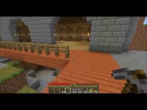 mooie plantjes op mn slaapkamer minecraft gameplay 11
