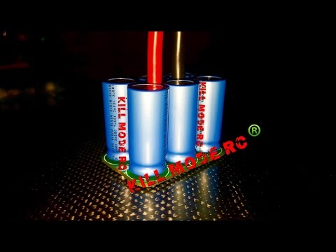 How To Solder A Kill Mode Rc Capacitor Pack Kill Mode Cap