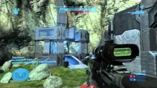 Gambar cover Halo: Reach - Sniping Rampage on Asylum