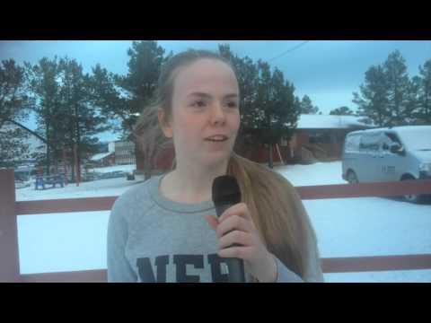 Ungdommer i Finnmark