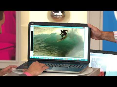 "Dell 17"" Laptop Intel Core i7 8GB RAM 1TB HD w/ Tech Support & Anti-Virus with Dan Wheeler"