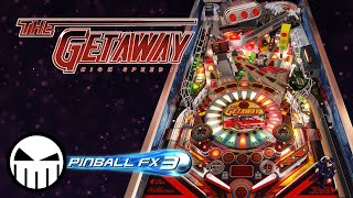 Williams Pinball: The Getaway: High Speed II (Pinball FX3 Steam) - Crow Pinball