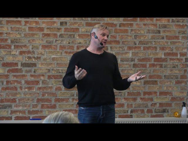 Hvorfor er danskerne så lykkelige? - Foredrag med Christian Bjørnskov