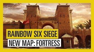 Tom Clancy's Rainbow Six Siege – Wind Bastion : New Map Fortress