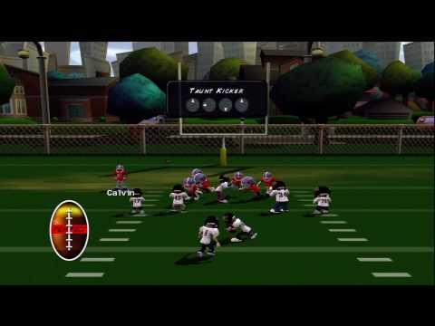 Backyard Football '10 (Xbox 360) HD Gameplay: Season mode ...