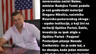 Milan Stojanovic odgovor na kritike Nenada Cvetkovica