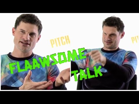FLULA BORG explains how to make a really awkward interview more awkward ...  (Pitch Perfect 2)