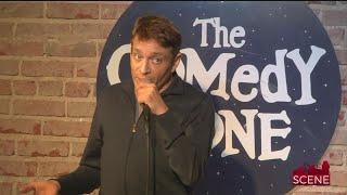Chris Kattan Spilling SNL Secrets at Comedy Zone