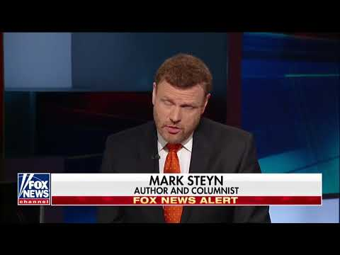 Mark Steyn explains why US is  becoming a Banana Republic