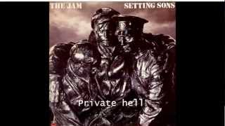 The Jam - Setting sons - Private hell