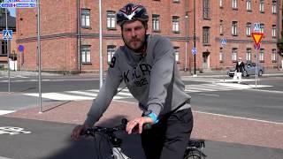 KalPa herättelee koululaisia turvalliseen pyöräilyyn