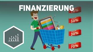 Finanzierung – Grundbegriffe der Wirtschaft