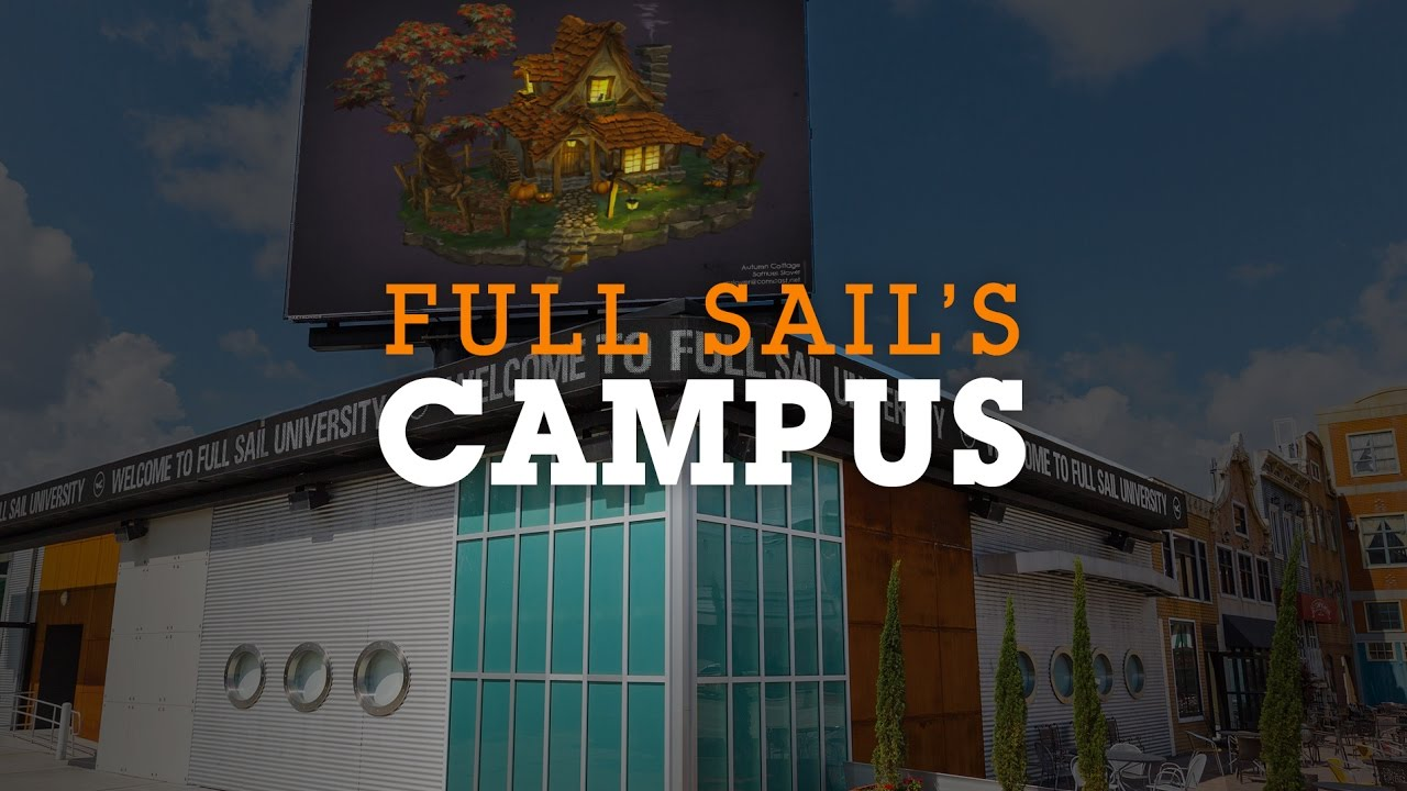 Full Sail University Campus Youtube