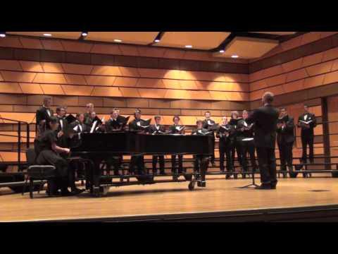 Colorado State University Men's Choir - O Captain, My Captain
