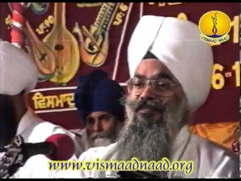 Raag Sorath Bhai Sarbjeet Singh Rangeela : Adutti Gurmat Sangeet Samellan 1996