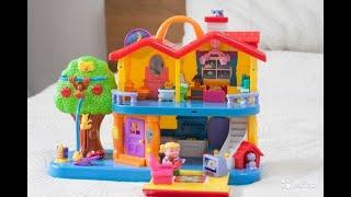 Розвиваюча іграшка ''Цікавий будинок'' KIDDIELAND''